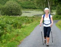 Bev Devereaux Nordic Walking