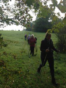 Nordic Walking in Styal Cheshire