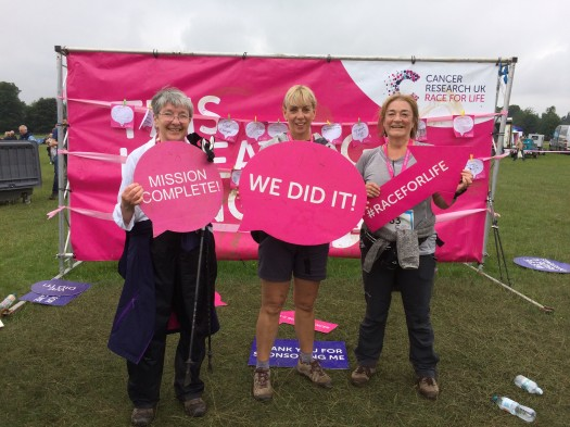 Race for life 2017 - 3