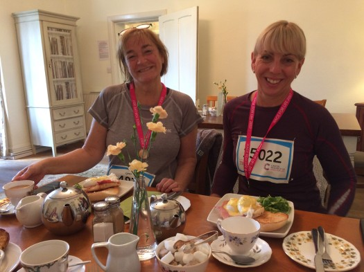 Race for life brunch 2017 - 2