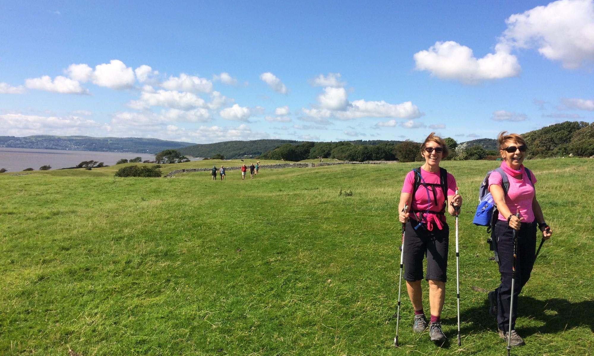 Arnside Nordic walk